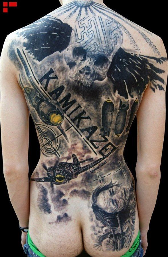 люблю тату на спине трэш мужские фото пожалуйста почему некоторые