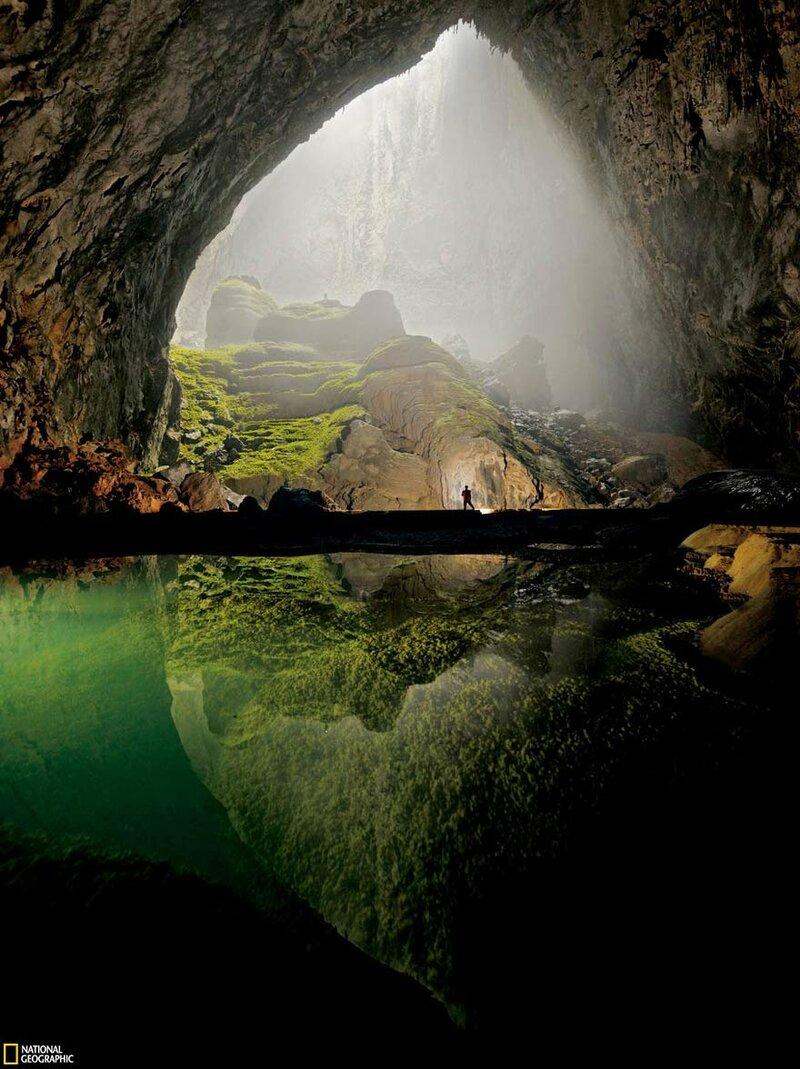 Шондонг (Hang Son Doong) - самая большая пещера в мире, Вьетнам