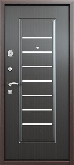 Стальная дверь Torex SUPER DELTA 07. В наличии от 18 678 рублей. Звоните: ☎ 8 800 100 45 05. Гарантия до 7 лет!