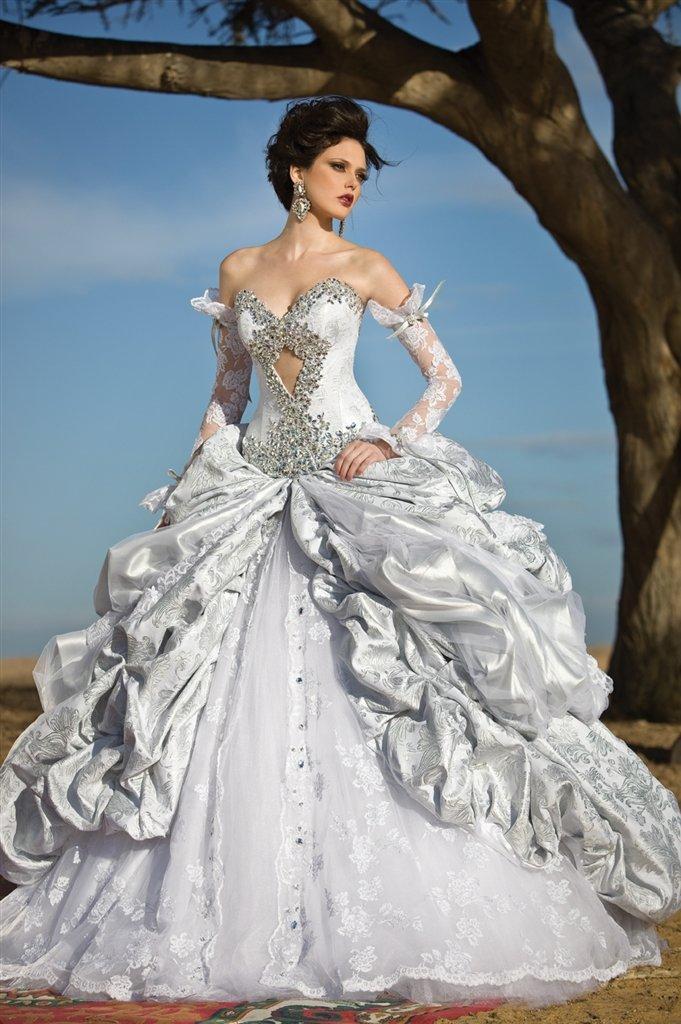 стебля картинки с одеждой в свадебном платье была