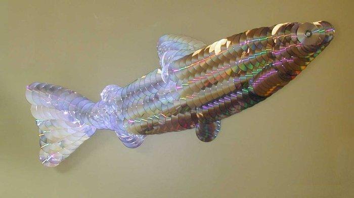 Поделки из рыбы своими руками
