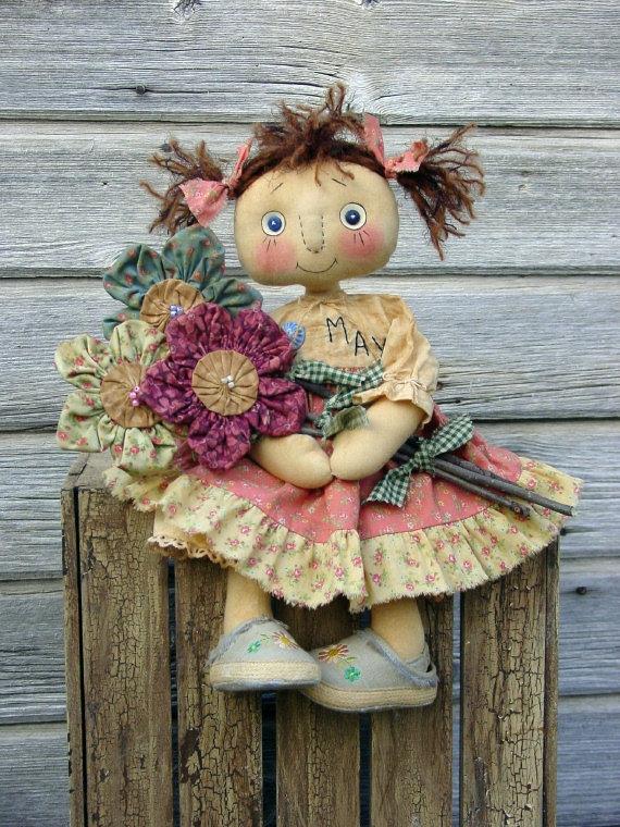 честные обои куклы примитивы фото домах