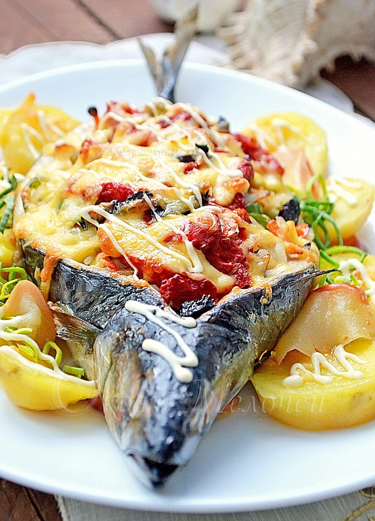 пляже ужин из рыбы рецепты с фото оре, ероприятия
