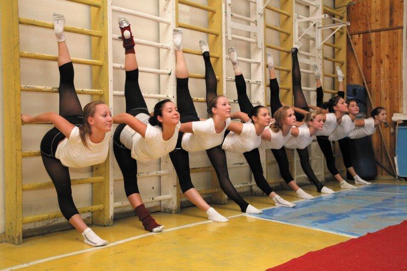 Тема занятия по хореографии с региональным компонентом