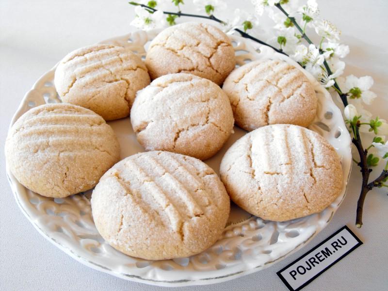 Печенье рецепты без масла