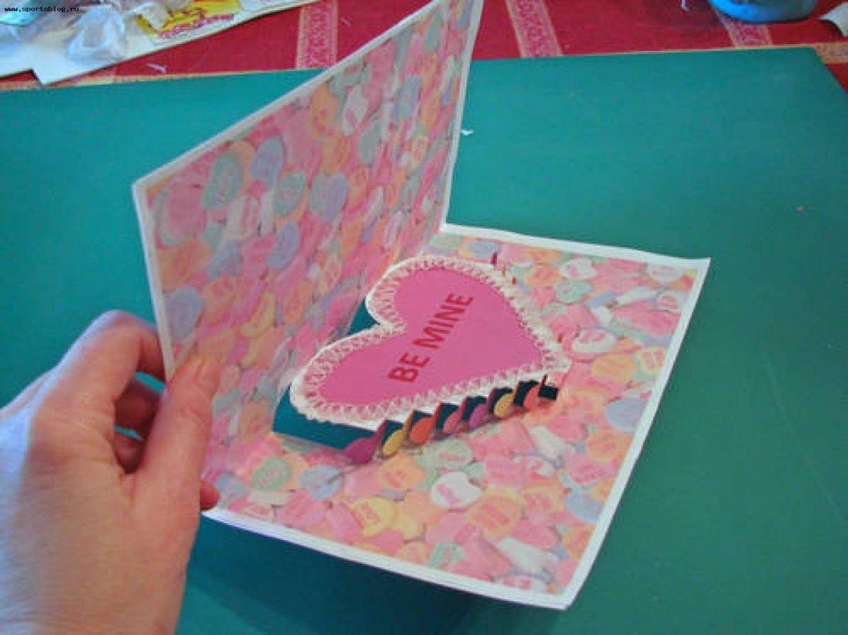 Открытки прикольные, как самой сделать открытку на пк