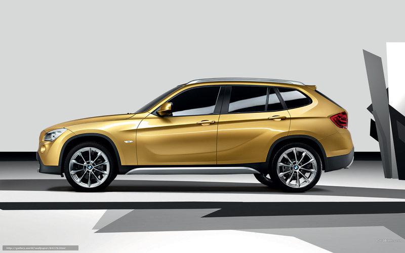 BMW Concept X1 (E84)