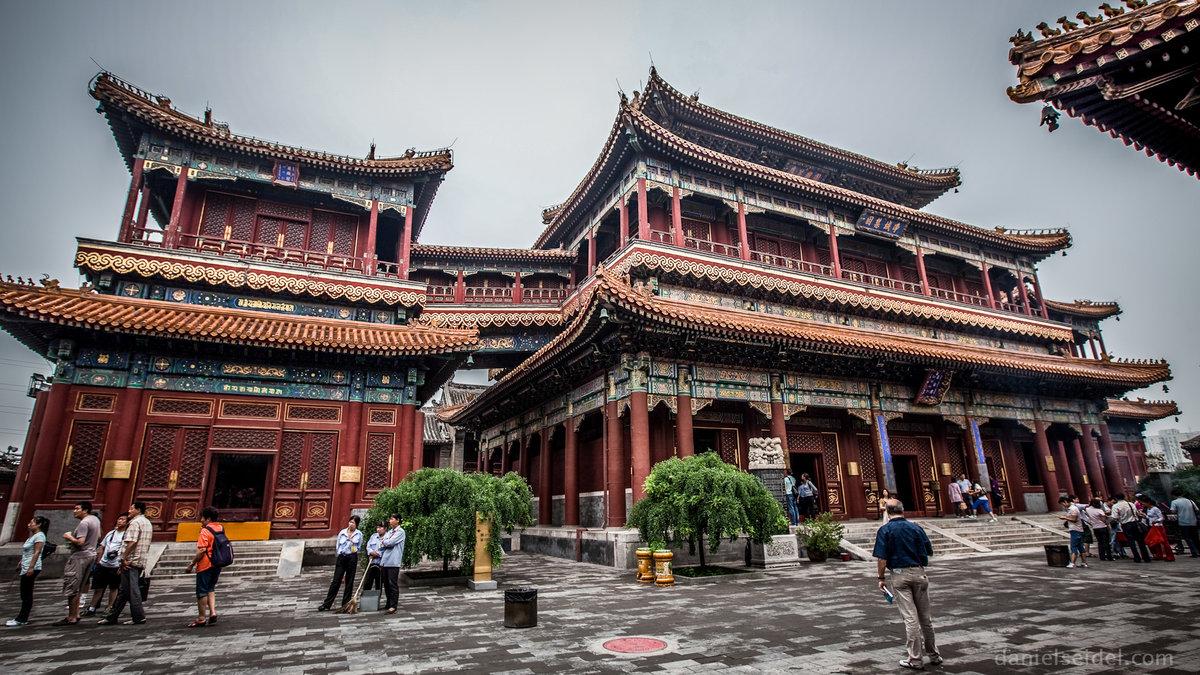 Картинки китайского города