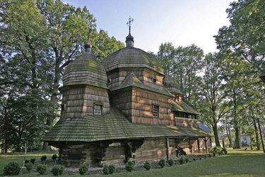 деревянные церкви словацких карпат