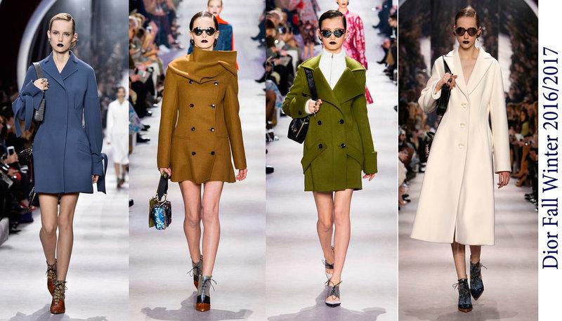 Модная коллекция DIOR FALL WINTER 2016/2017 – футуристическое шоу в Carrée du Louvre! | Новости