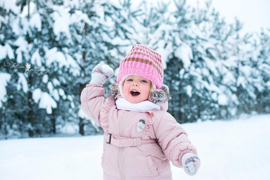 карьерного роста зимние фото с детьми мастер делает