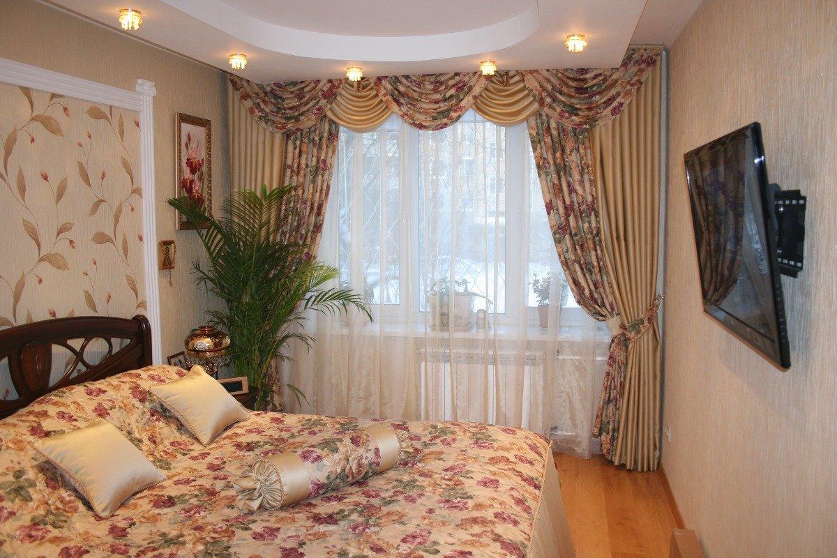 комплекты штор для спальни фото купить готовые шторы в интернет