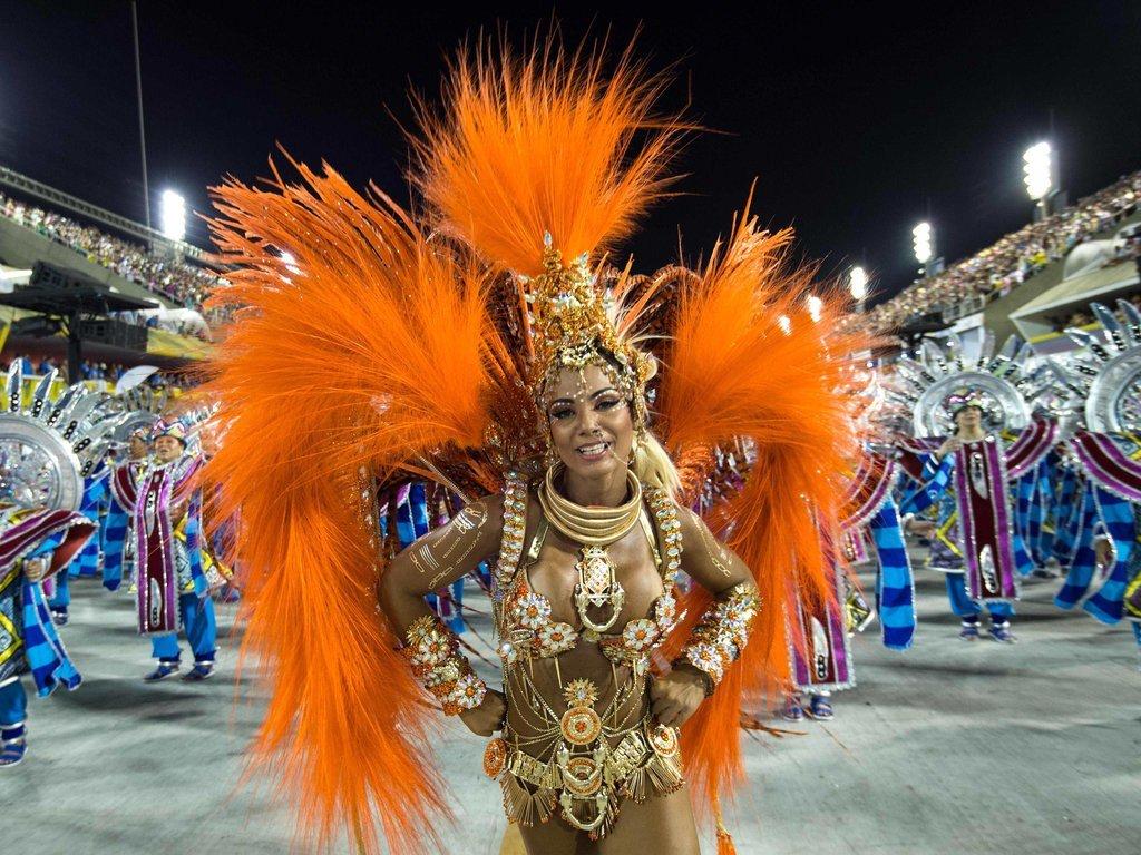 Бразильские карнавалы видео что