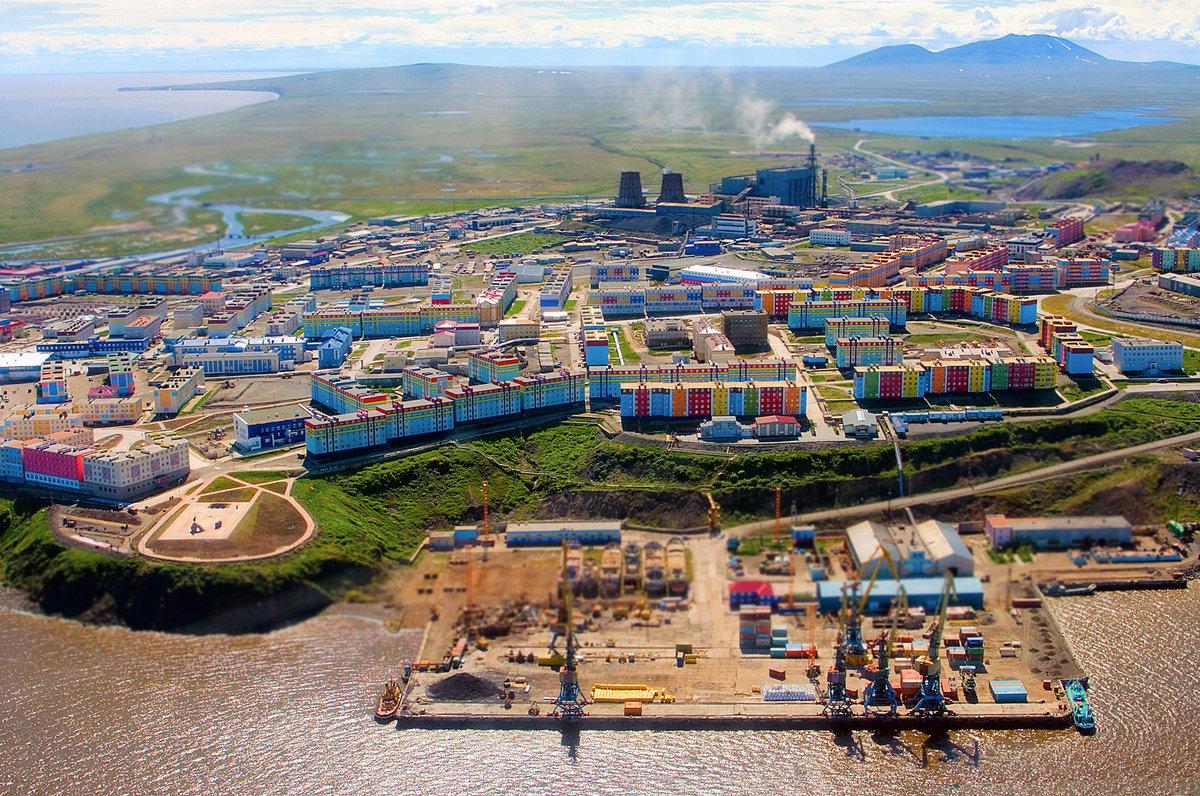 Новый резидент ТОР «Чукотка» займётся освоением россыпных месторождений золота