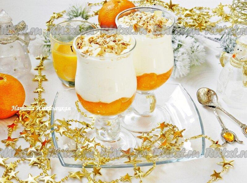 Десерты из хурмы рецепты с фото