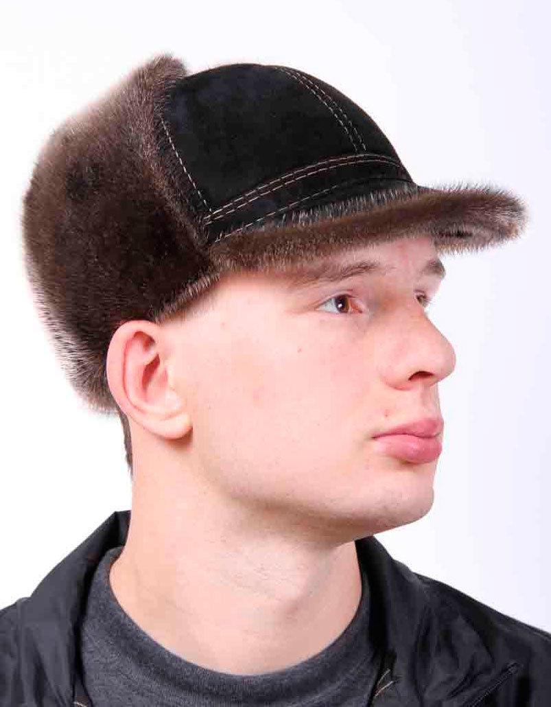 мужские меховые шапки фото красавчиками уже