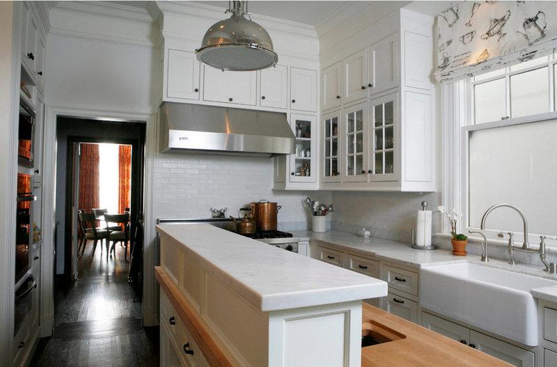 Лучшие идеи и варианты оформления небольшой кухни. Красивый интерьер малогабаритной кухни и кухни в хрущевке. Как обустроить маленькую кухню в квартире с фото.