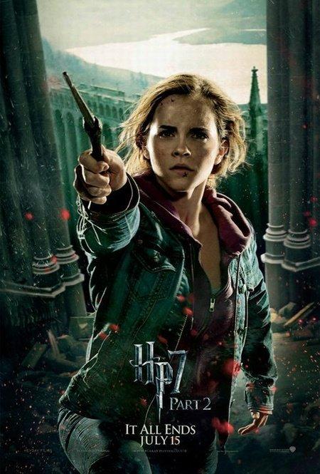 11 характер-постеров фильма «Гарри Поттер и Дары смерти. Часть 2». Новости кино. Кино на Фильм.ру