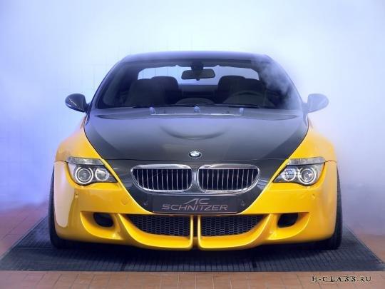 2005 BMW AC Schnitzer Tension Concept