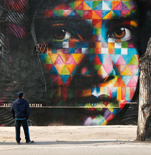 30+ восхитительных примеров граффити которые вы точно не видели | Beloweb.ru