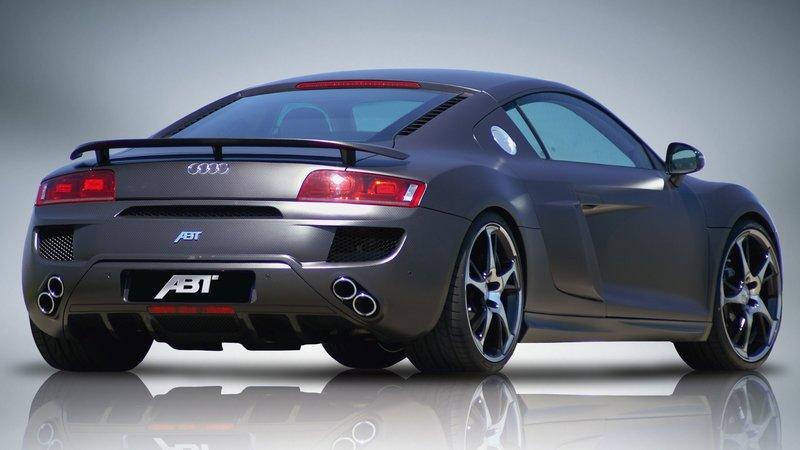 ABT Audi R8 Carbon