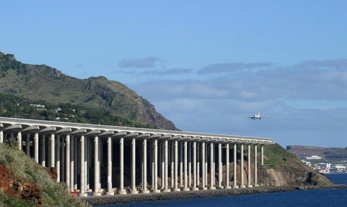Аэропорт Фуншала, Мадейра