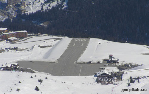 Аэропорт Куршевель