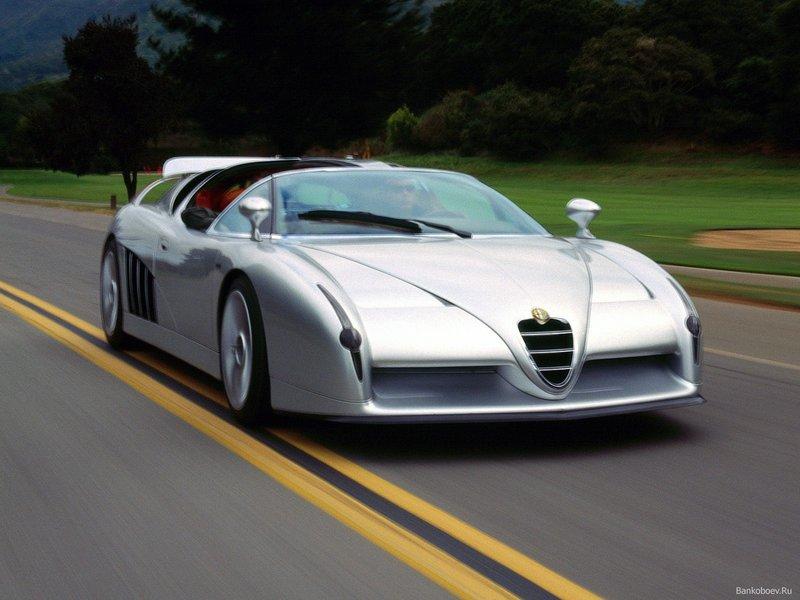 Alfa Romeo Scighera (ItalDesign)