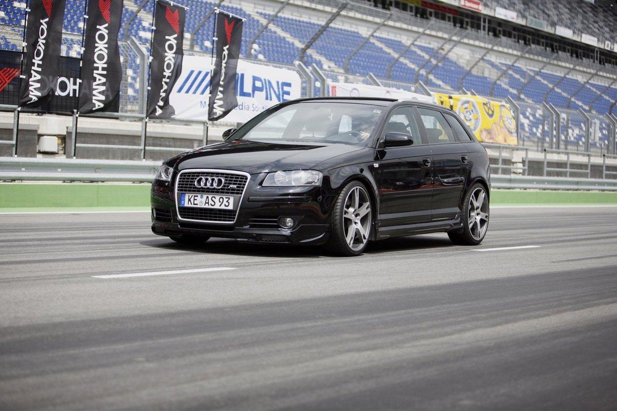 Quot Audi A3 By Abt Quot Card From User Агрессивный коленвал