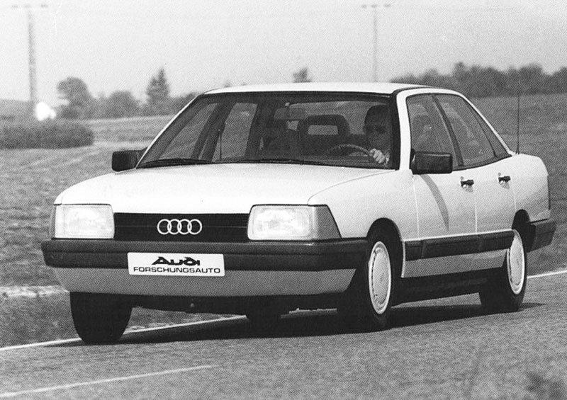 Audi Studie Auto 2000 (1981)