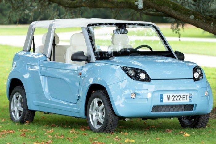 blogroll.pcmag.ru: Bollore Bluesummer — серийный электромобиль в пластиковом корпусе