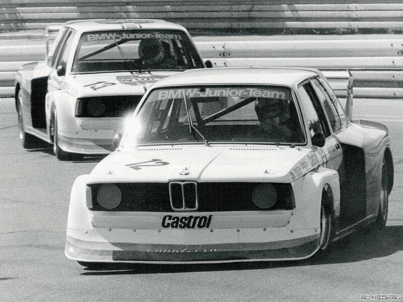 BMW 3-series Gruppe 5 320i turbo gruppe 5 (E21) - 9 фото