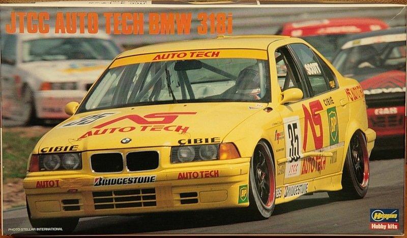 BMW 318i JTTC
