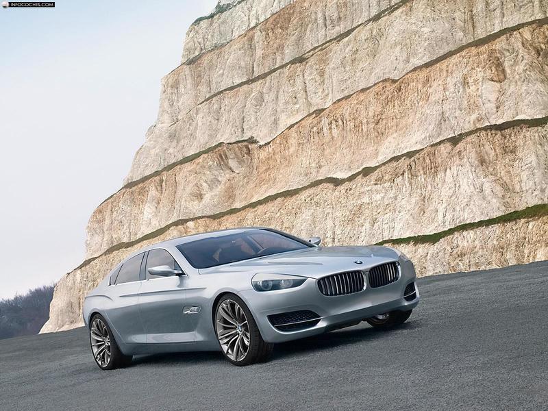 BMW Concept CS » Фотоприколы и картинки на Чундре
