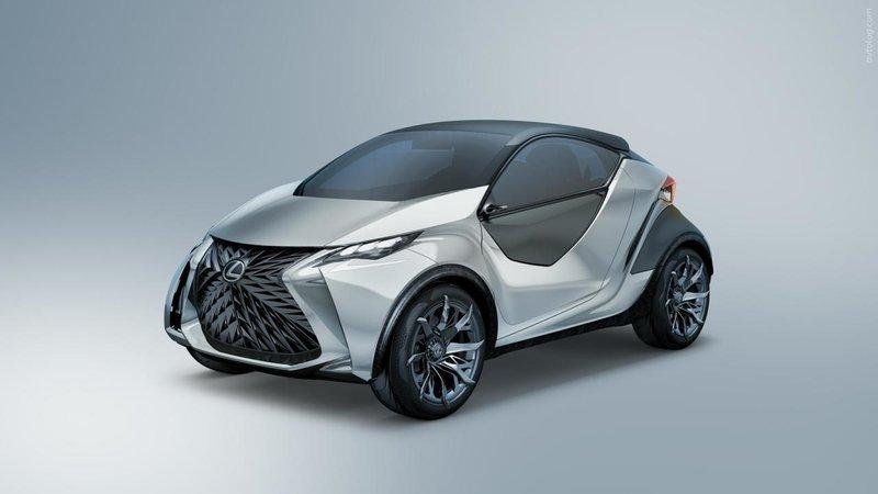 Фото›2015 Lexus LF-SA Concept