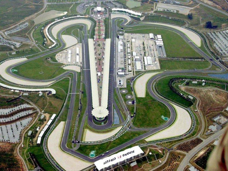 Гоночные трассы мира: Sepang Circuit (Малайзия, Куала Лумпур)