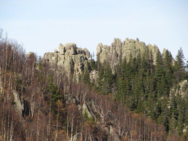 Горы Таганай