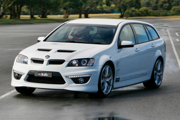 Holden HSV Clubsport R8 Tourer