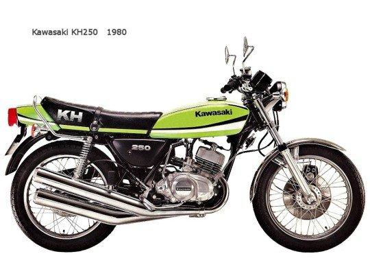 История мотобренда Kawasaki