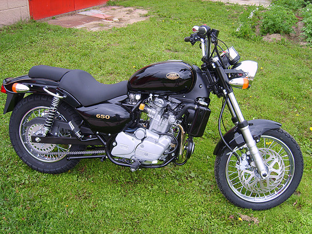 JAWA 650 Classic / Police — ЯВА Россия — JAWA.SU | Продажа мотоциклов и мототехники Ява
