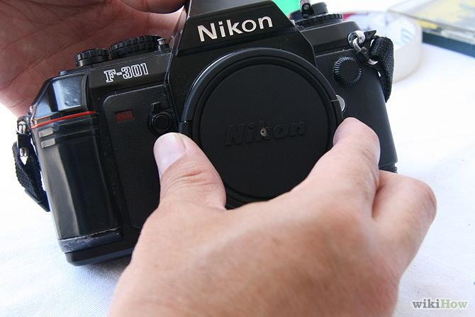 Как сделать пинхол для цифровой камеры