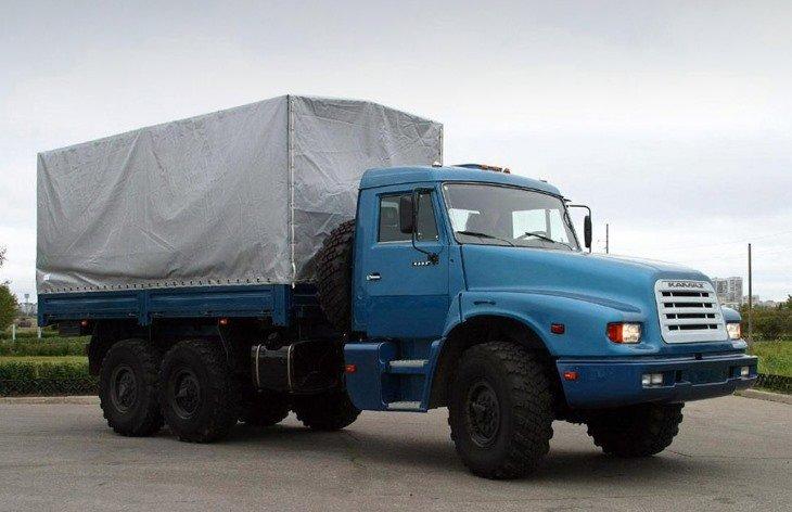 КамАЗ 4355