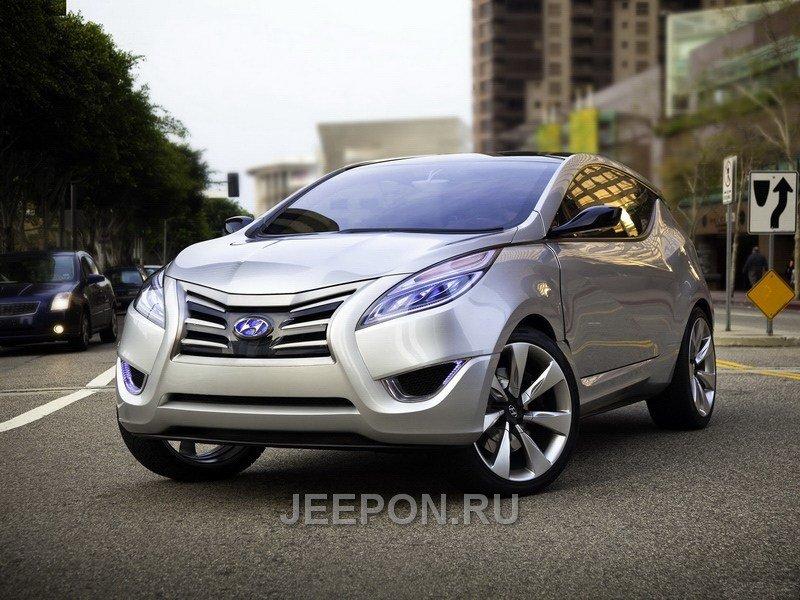Концепт Hyundai Nuvis