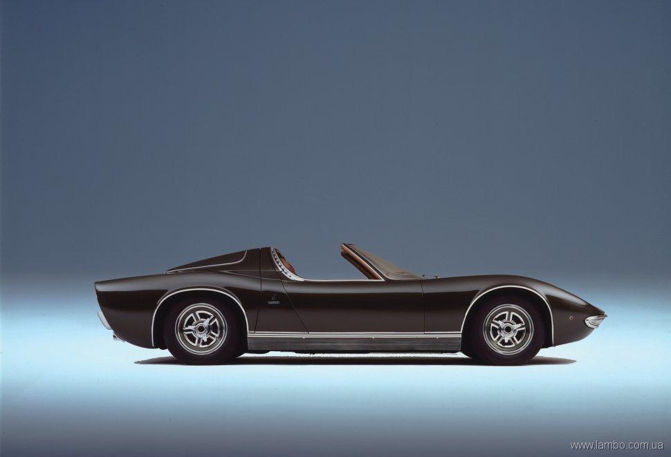 Lamborghini :: Miura Roadster