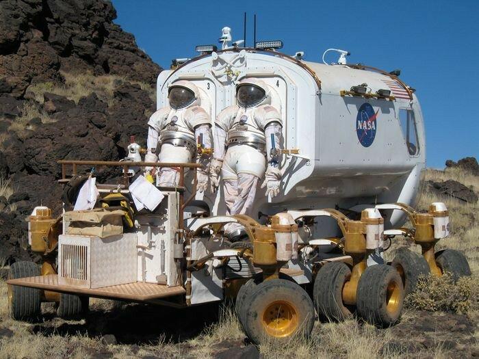 Марсоходы будущего