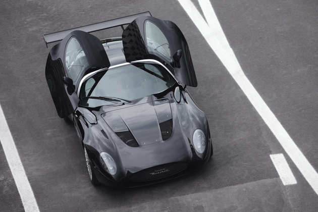 Maserati Zagato Mostro