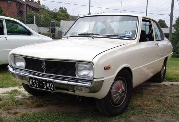 Mazda Familia Rotary (R100)