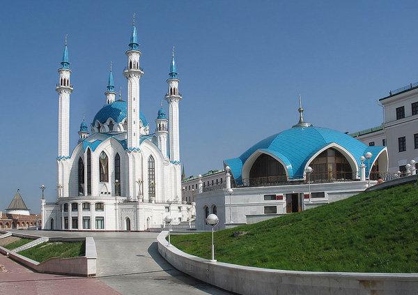 Мечеть Кул-Шариф в Казани (9 фото)