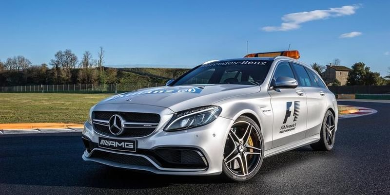 Mercedes-Benz C-Classe AMG F1 Safety Car