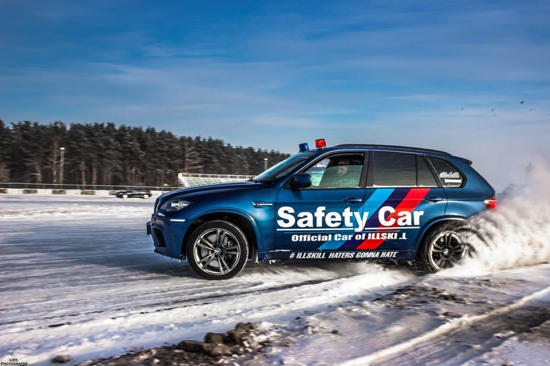 Мячково Safety Car / illskill